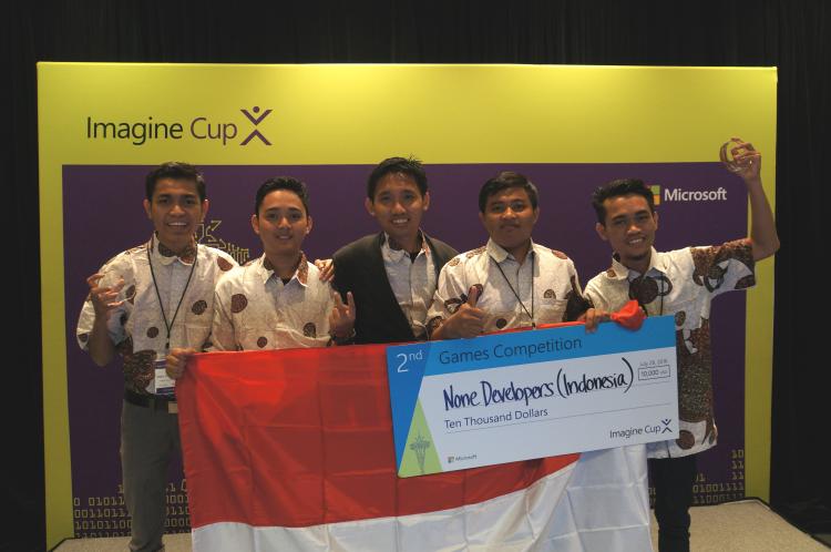 isp kuningan Indonesia Sabet Juara di Imagine Cup Microsoft 2016 World Finals