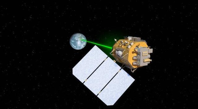 Internet Subang Mentari - Koneksi Internet di Luar Angkasa Bakal Pakai Laser