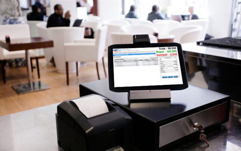Point of Sale ( POS )