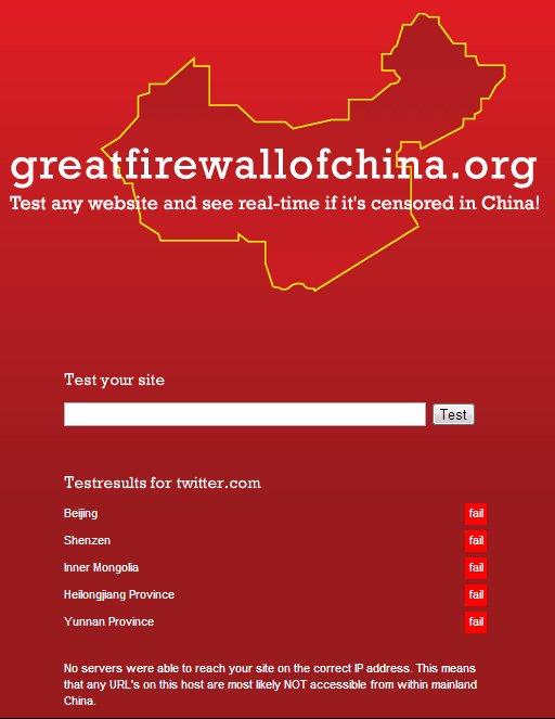 Great Firewall China Menyensor Internet - Mentari Internet ISP Cirebon